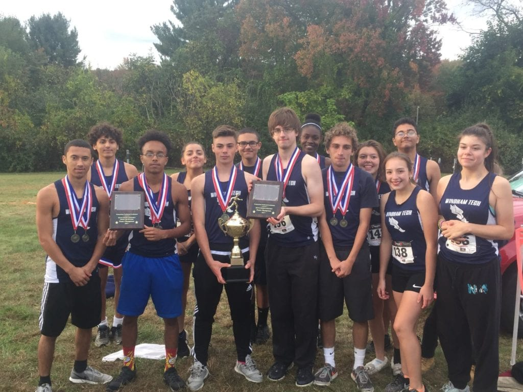 Boys and Girls Cross Country